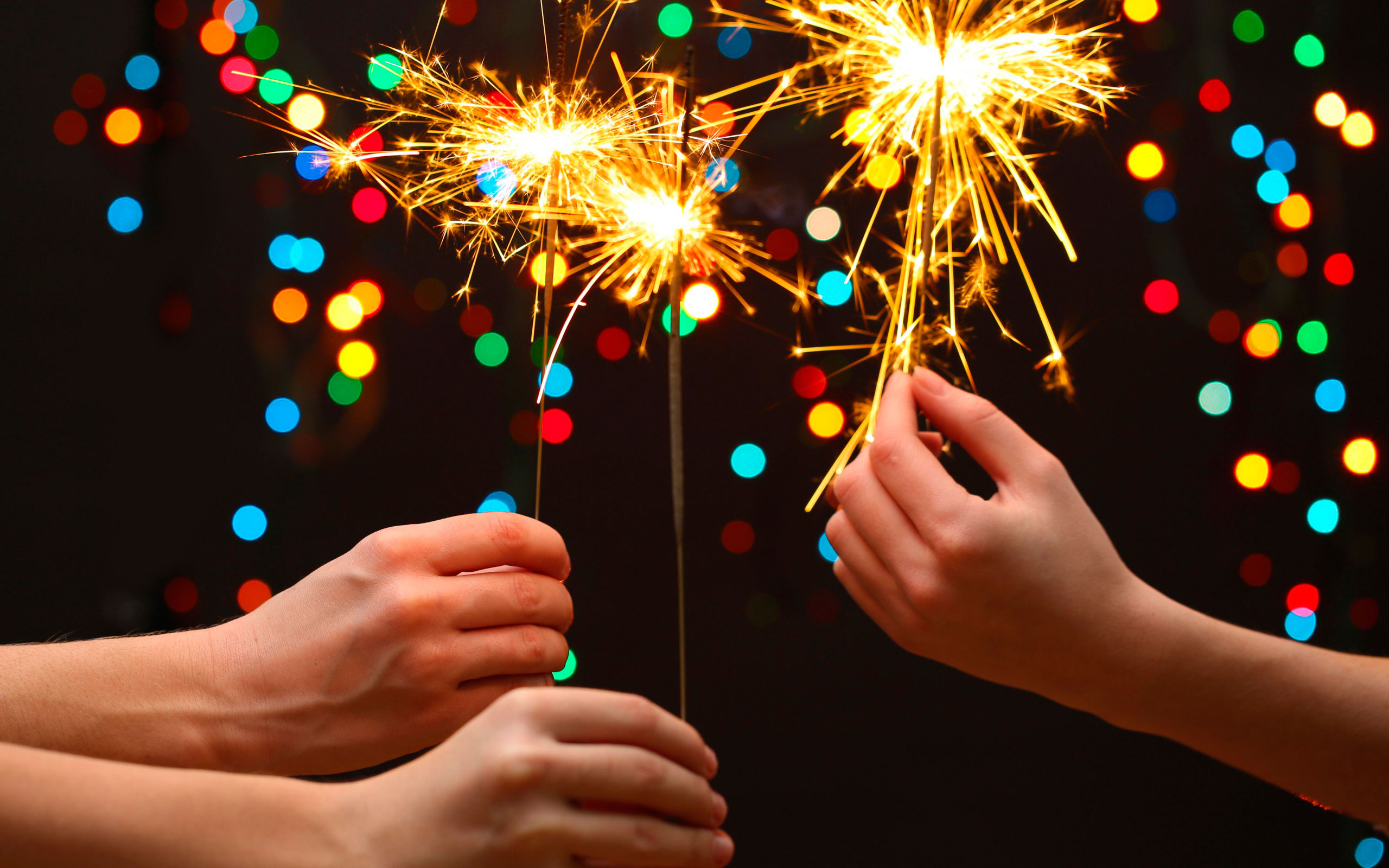 Обои искры, бенгальский огонь, sparkler. Разное foto 16